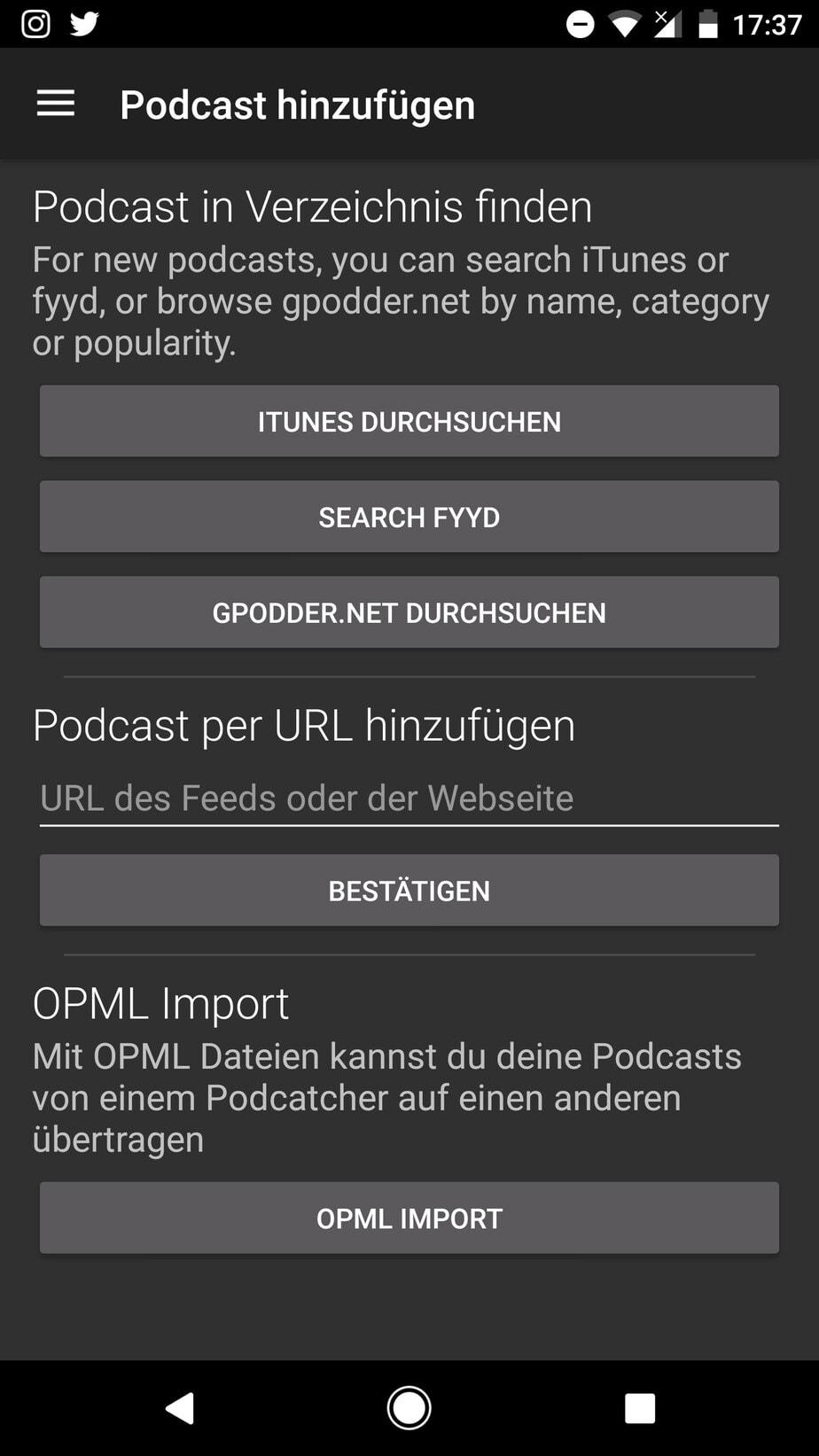 Zeit sinnvoll nutzen und Podcasts hören mit der richtigen Podcast App!