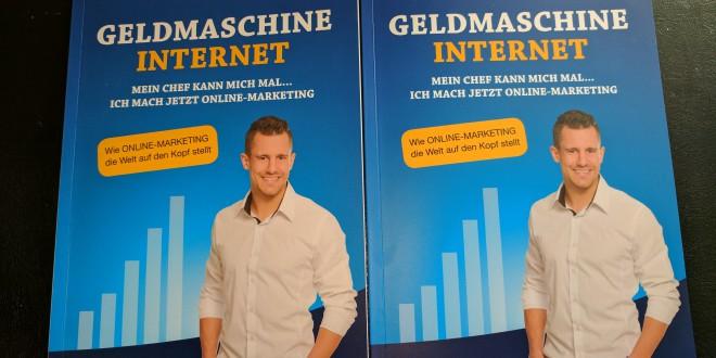 Oliver Pfeil Geldmaschine Internet