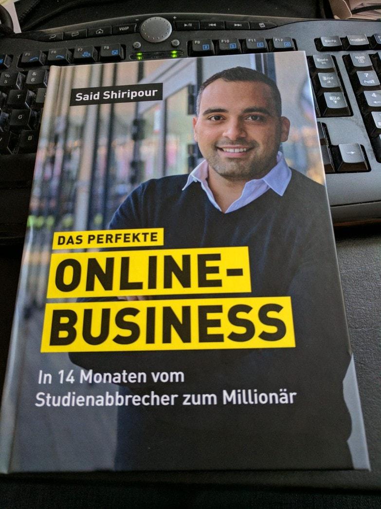 Said Shiripour Das perfekte Online Business