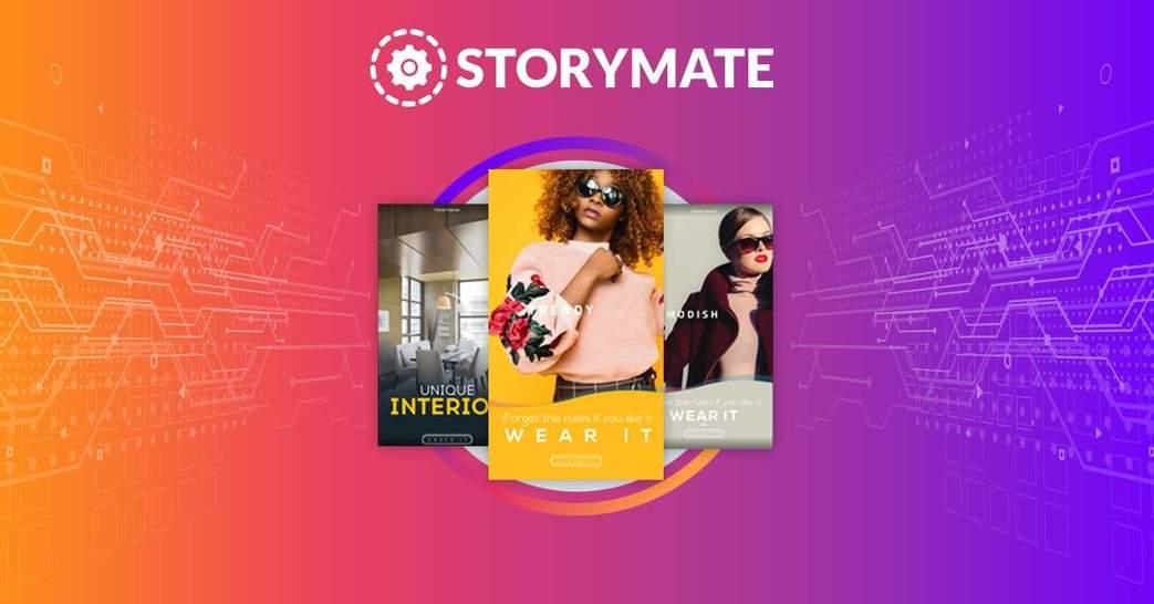 Storymate Facebook Story erstellen Instagram Story IG Stories erstellen